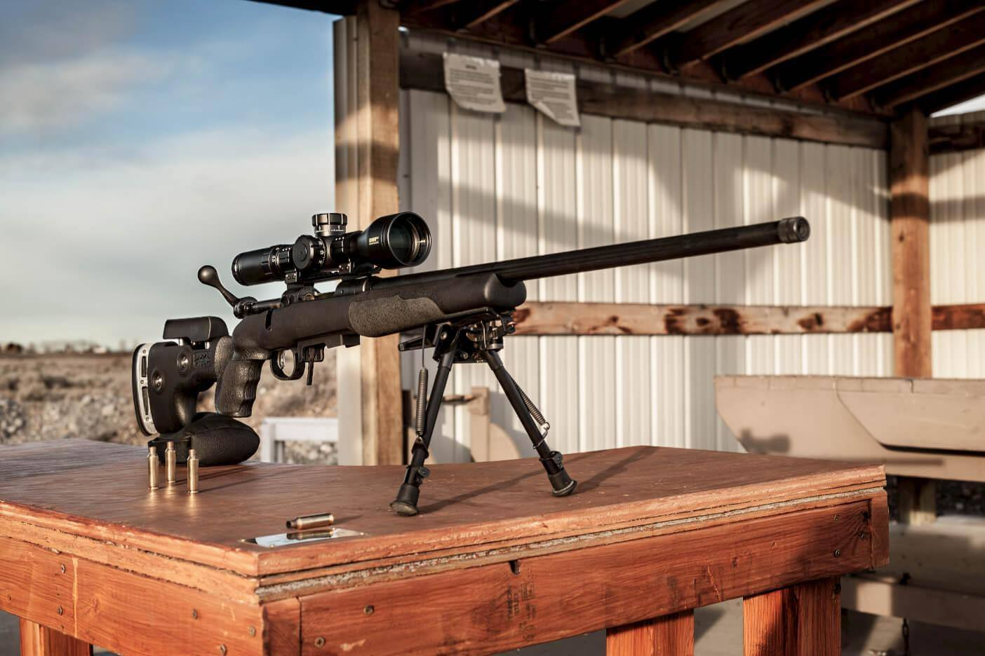 Savage Shooters - Savage Arms Introduces Model 10 GRS