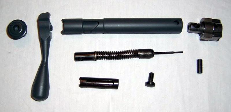 Bolt Assembly Parts