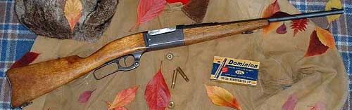 A pre-mil Savage Model 99