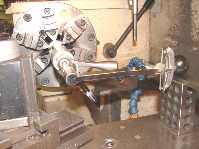 Method of testing used to establish bolt lift torque values.
