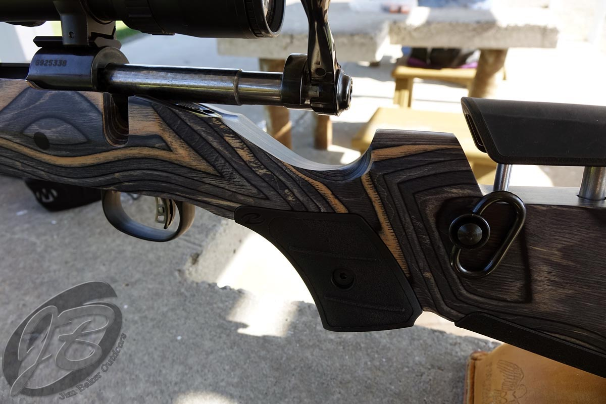 Boyds AT-One with standard sporter-style grip