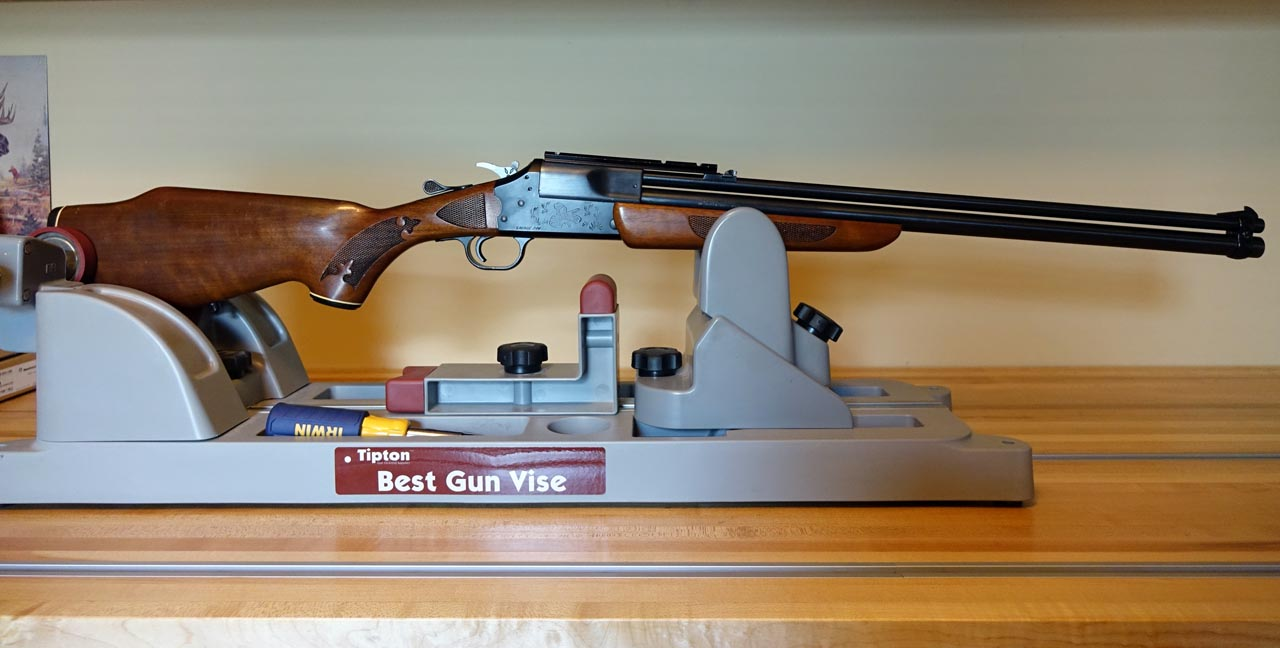 The authors Savage Model 24V .222 Rem/20ga; manufactured in 1968