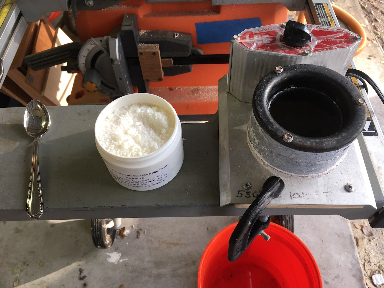 Ballistic Recreations Salt Bath Annealing kit is designed to be used with the Lee  Precision Melter - sold separately
